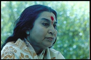 Patience is the nature of Shri Mataji
