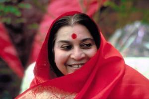 Shri Mataji Nirmala Devi, who founded Sahaja Yoga