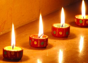 Diwali lights