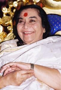 Shri Mataji Nirmala Devi, founder of Sahaja Yoga