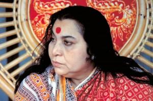Sahaja Yoga founder Shri Mataji